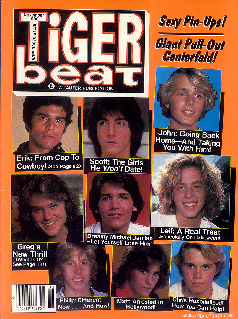 We Got The Beat Tean And Tiger Beat In The Like